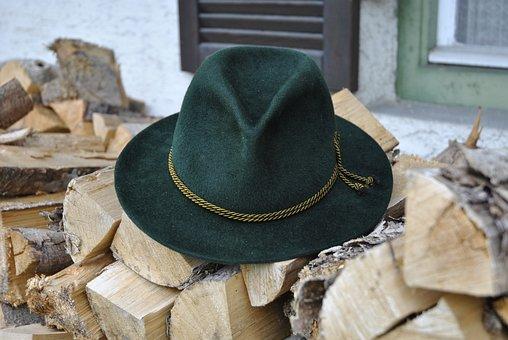 Costume, Hat, Tradition, Bavaria, Folk Festival