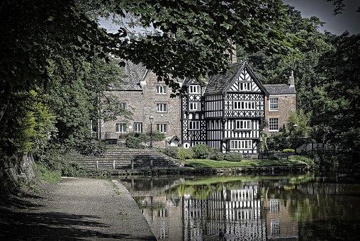 Worsley, Packet, House, Bridgewater, Canal, Narrowboat