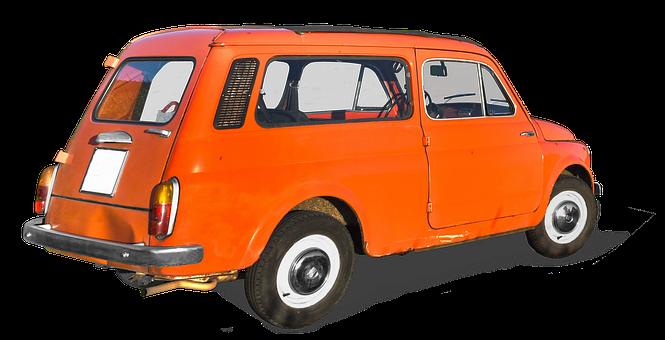 Auto, Automotive, Vehicle, Fiat 500 Giardiniera