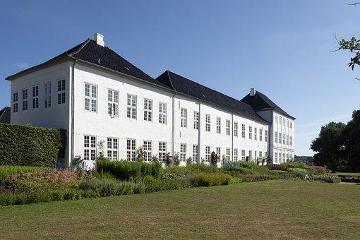 Gravenstein, Castle, Denmark, Summer Residence