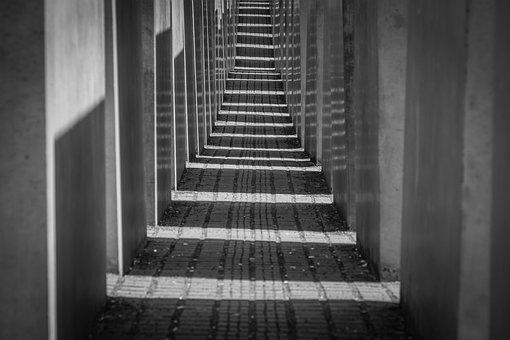 Berlin, Holocaust, Memorial, Architecture, History
