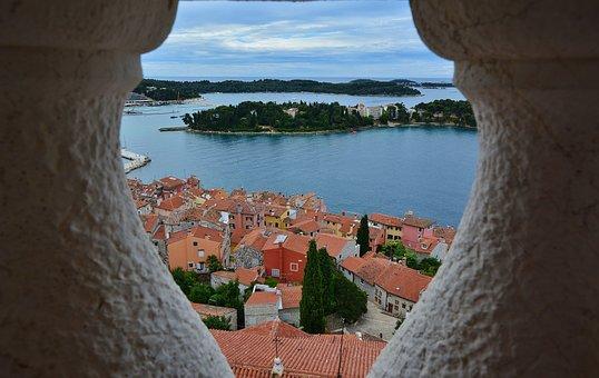 Holiday, Steeple, Istria, Rovinje