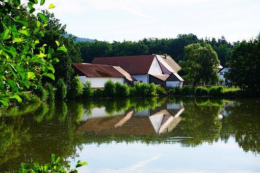 Water, Mirroring, Nature, Waters, Landscape, Lake
