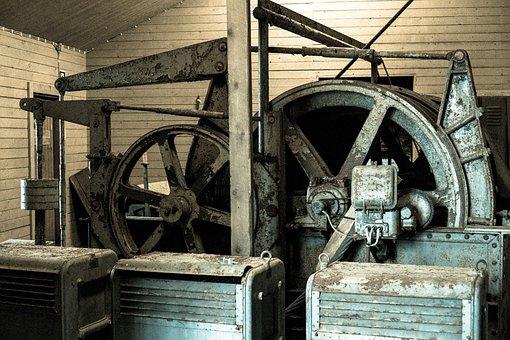 Industry, Mining, The Mining Industry