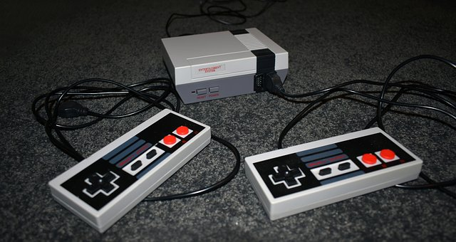 Nes, Nintendo, Gaming, Play, Video, Classic, Retro, 90s