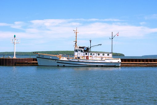 Research Vessel Shenehon, Research, Vessel, Shenehon