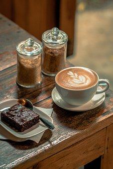 Coffee, Coffee Shop, L, Restaurant, Shop, Cup, Cafe