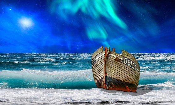 Sea, Water, Ocean, Beach, Summer, Sky, Wave, Blue