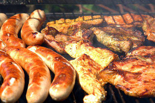 Sommerfest, Grill Party, Garden Party, Party, Barbecue