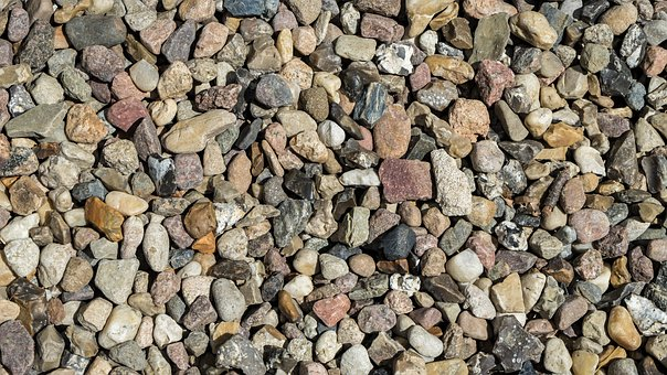 Stones, Pebble, Stone, Ground, Background, Structure