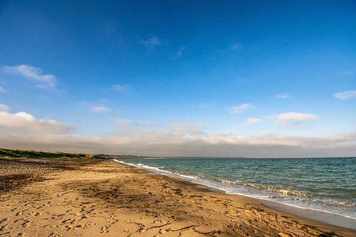 Sea, Sand, Beach, Water, Ocean, Summer, Nature, Travel