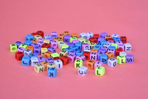 Alphabet, Letters, Abc, Text, Font, Typography