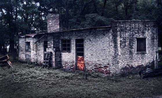 House, Deterioration, Old, Abandoned, Ruin, Broken