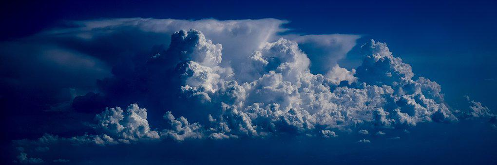 Clouds, Sky, Dramatic, Air, Atmosphere, Weather