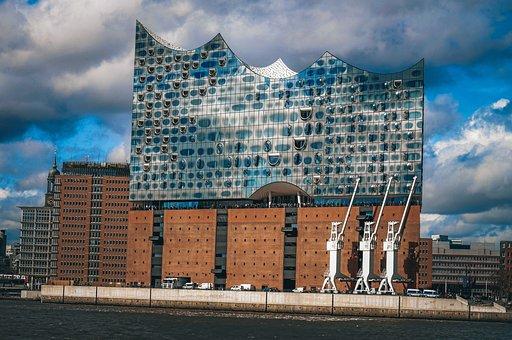 Hamburg, City Trip, Architecture, Germany