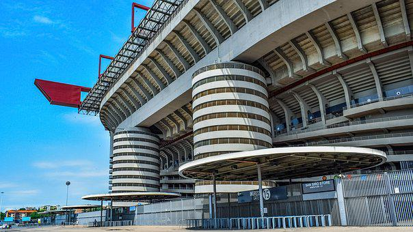 Stadium, Architecture, Construction, Modern