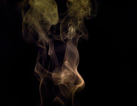 Smoke, Color, Light, Flash, Background, Abstract, Form