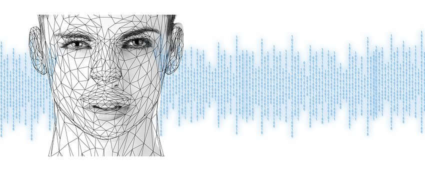 Integration, Face, Binary, Code, Digitization, Human