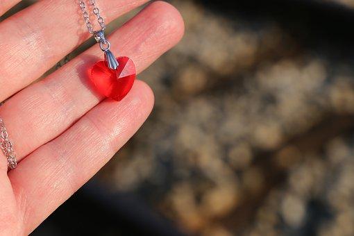 Hand, Jewel, Jewelry, Necklace, Chain, Railway Tracks