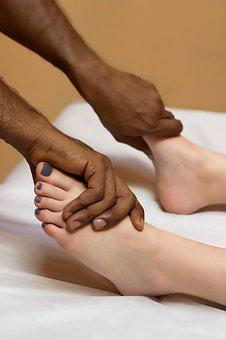 Foot Massage, Massage, Wellness, Feet, Body, Care
