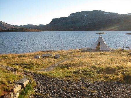 Haukeliseter, Hardangervidda Mountain Plateau, Norway