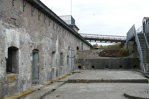 Pampus, Fort, Defense, Protection, Fortress, History