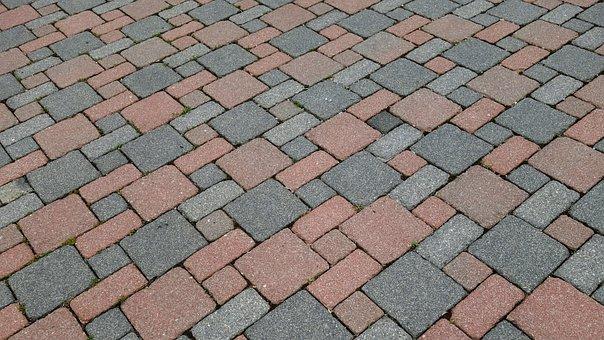 Patch, Brick, Pattern, Paving Stones, Regularly