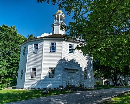 Round Church, Architecture, Building, Religion