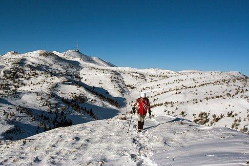 Snow, Nature, Mountain, Winter, Landscape, Cold, View