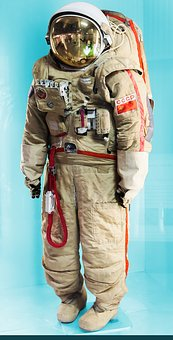 Space, Wear Protective Clothing, Astronaut