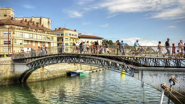 Bridge, Architecture, Take A Walk