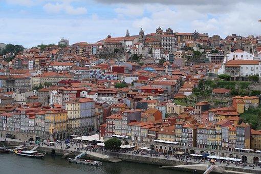 Porto, City, Old