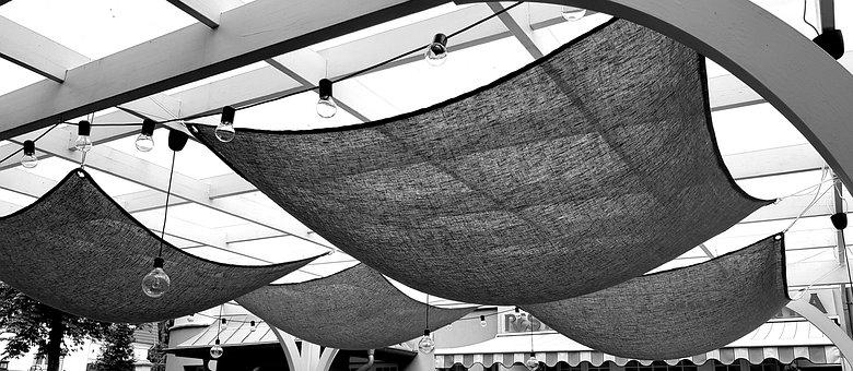 Sails, Hangings, Climatically, Roofing, Climate