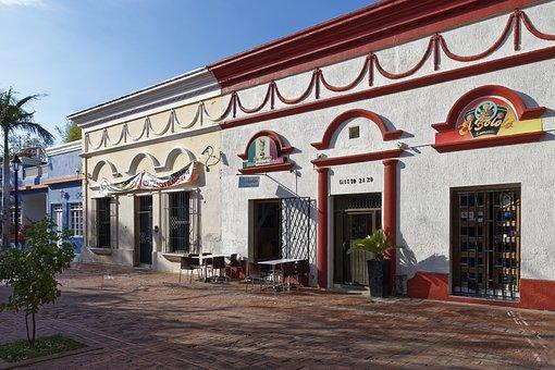 Colombia, Santa Marta, Building, Travel, Architecture