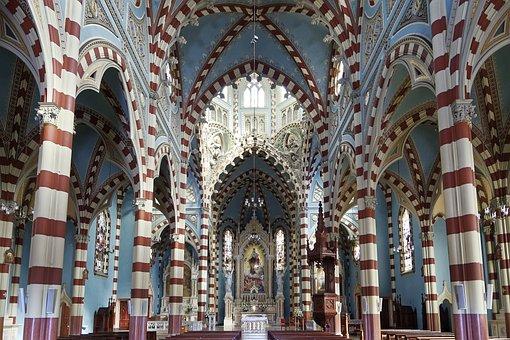 Colombia, Bogotá, Church, Nuestra Señora Del Carmen