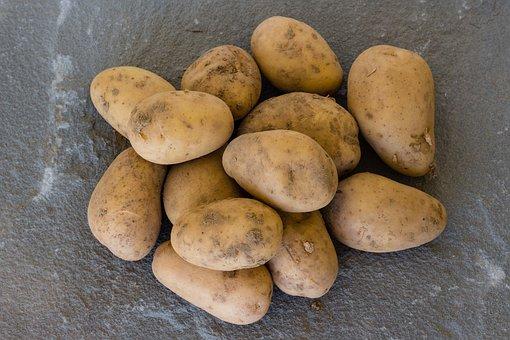 Potatoes, Vegetables, Food, Potato, Cook, Eat