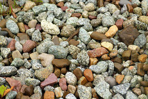 Pebbles, Nature, The Background, Texture