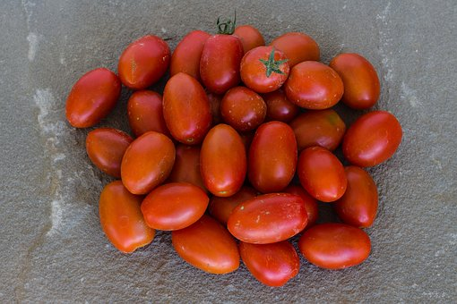 Tomatoes, Cherry Tomatoes, Tasty, Healthy, Food, Red