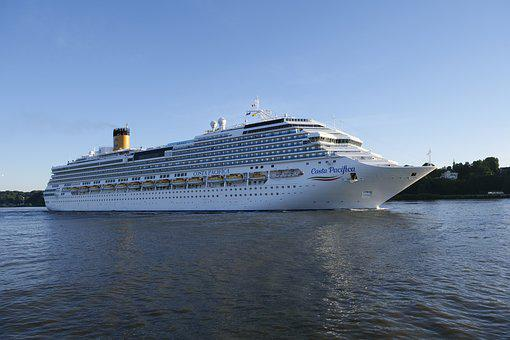 Cruise, Costa Pacifica, Shipping, Ship Travel, Tourism