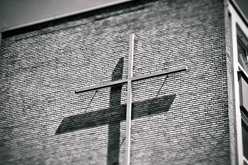 Architecture, Cross, Religion, Church, Christianity