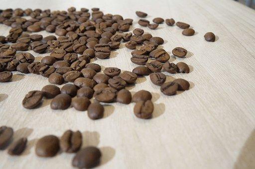 Coffee, Coffe, Drink, Grain, Caffeine, Aroma