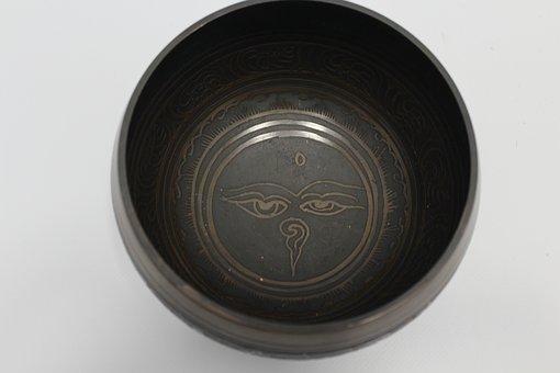 Bowls, Meditation, Bowl, Sound, Zen, Spiritual