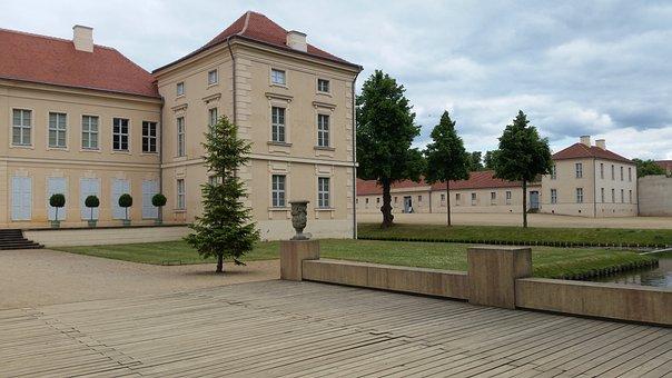Rheinsberg, Castle, Brandenburg, Building