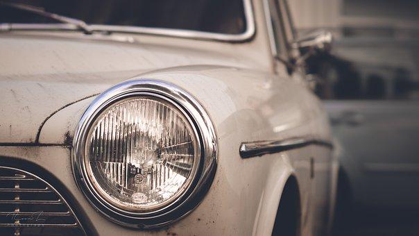 Car, Volvo, Oldtimer, Retro, Old, Classic, Transport
