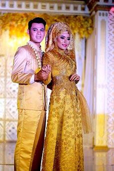 Wedding, Java Wedding, Traditional, Java, Couple