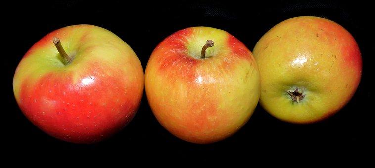 Apples, Fruit, Delicious, Food, Healthy, Organic