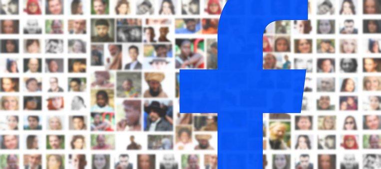 Facebook, F Faces, Photo Album, World, Population