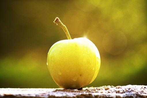 Apple, Fruit, Fresh, Healthy, Vitamins, Food, Nature