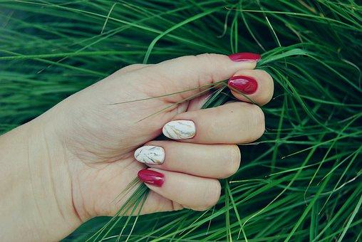 Hand, Varnish, Hybrid, Cosmetics, The Hand, Beauty