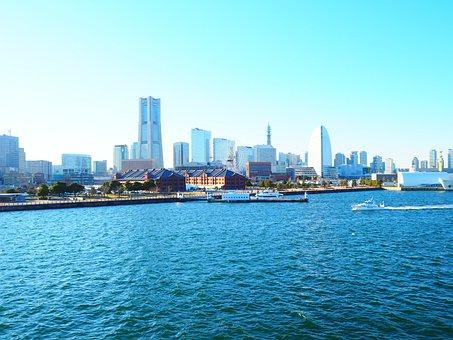 Minato Mirai, I Love The Bridge, Yokohama
